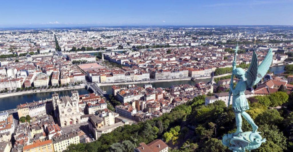 Lyon, portage salarial en Auvergne-Rhônes-Alpes