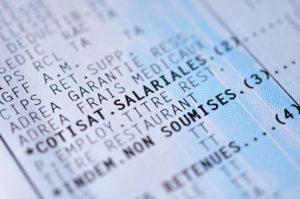 Cotisation salariale d'assurance chômage suppression