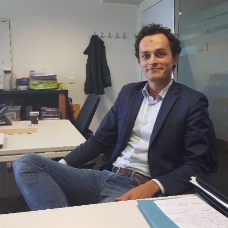 Camille Rivière directeur commercial EGS Portage